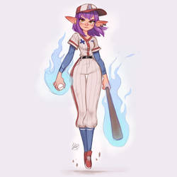 Baseball Mage