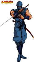 Ryu Hayabusa 1 by Hellstinger64