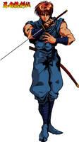 Ryu Hayabusa 2 by Hellstinger64