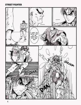 Street Fighter 01 English