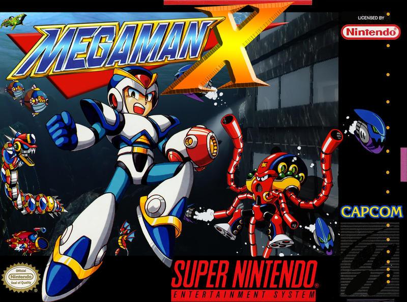 Megaman X (SNES Collection) - SOUNDTRACK DOWNLOAD