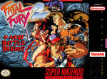 Fatal Fury 2 SNES box cover