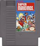NES Super Mario Bros. Cart