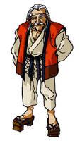 Jubei Yamada by Hellstinger64
