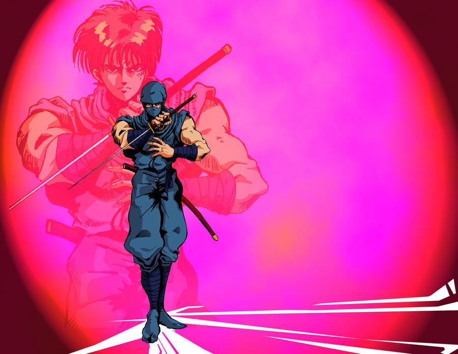 Ryu Hayabusa Wallpaper By Hellstinger64 On Deviantart