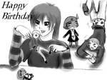 Happy Birthday Kristiana