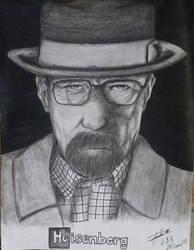 Breaking Bad (Heisenberg) by tikitimami