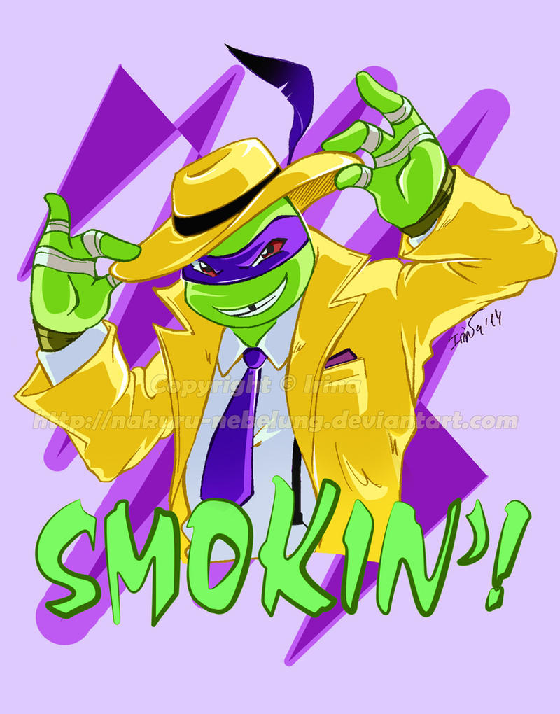 Ssssmokin' !!! by Nakuru-Nebelung