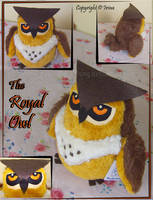 Royal Owl by Nakuru-Nebelung