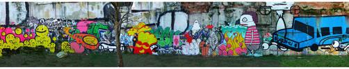 pan grafittie by romique