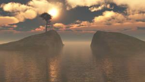 Magic Sunset by Vuenick