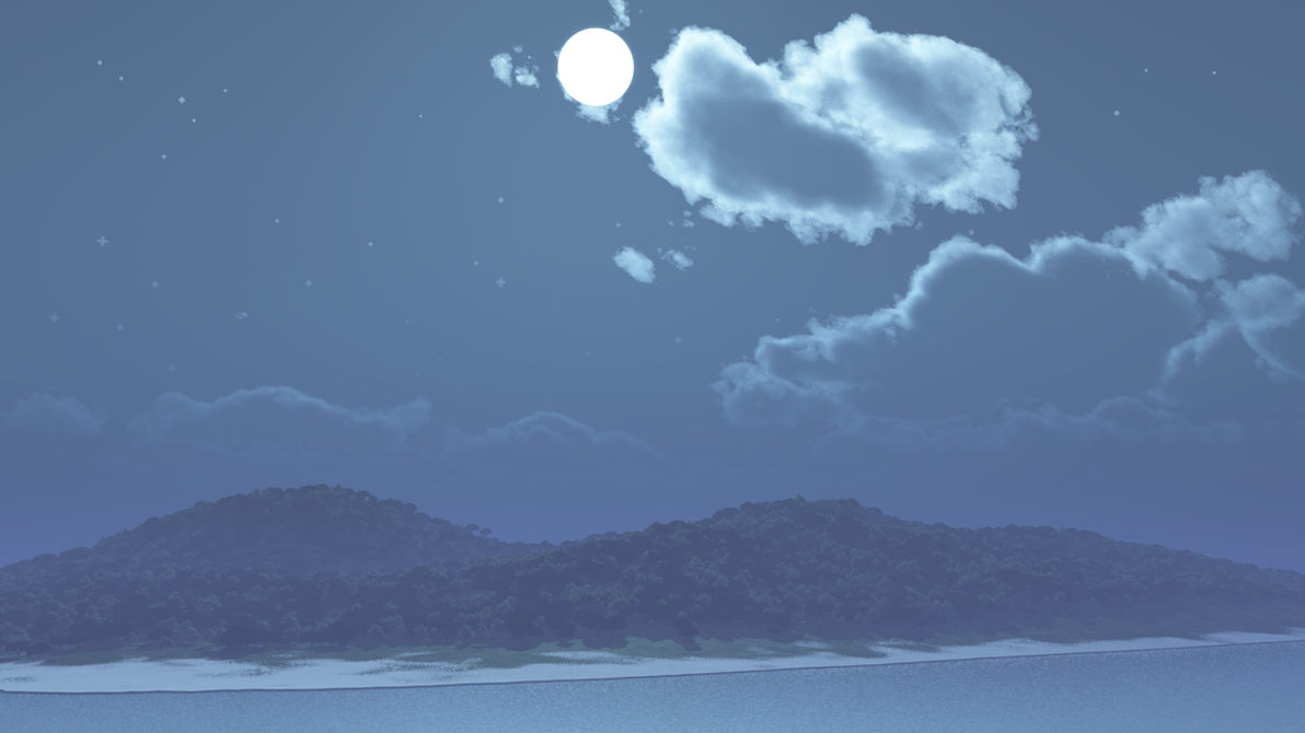 an island in the night wallpaper by vuenick customization wallpaperHouse Stark Wallpaper Android