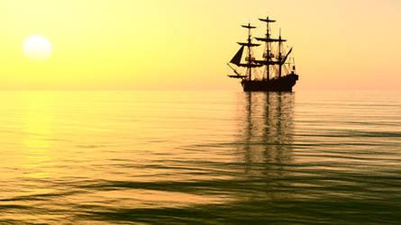 Pirates Wallpaper by Vuenick