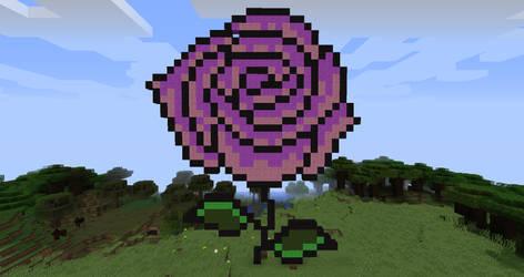 MineCraft Flower