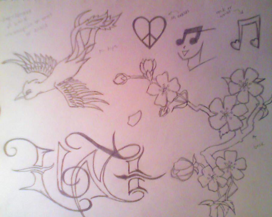 Basic Tattoo Designs By Luckysombrero89 On DeviantArt