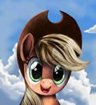 Applejack Portrait