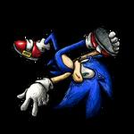 Smash Striker: Sonic