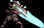 Smash Striker: Shulk