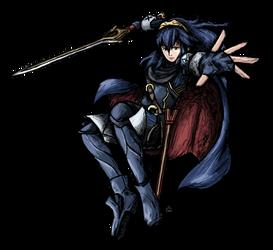 Smash Striker: Lucina by Tails1000