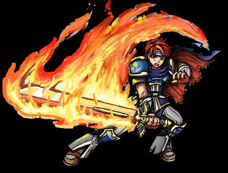 Smash Striker: Roy