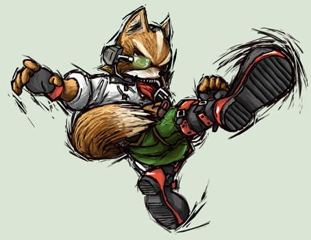 Commission: Fox