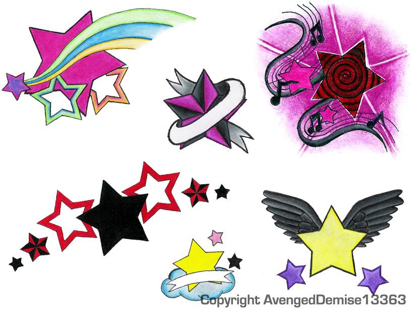 Star Flash by AvengedDemise13363 on deviantART