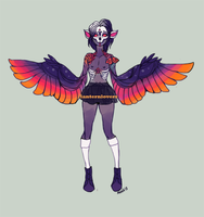 Day of the Dead adoptable CLOSED by lanternlovers