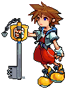 KH1: Sora by lanternlovers