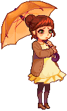 Pixel Me by lanternlovers