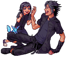 Noctis Week 2017 : Day1 by lanternlovers