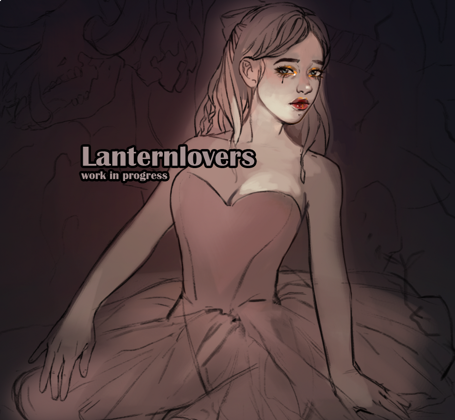 WIP by lanternlovers