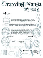 Tutorials - Hair by Scythe-Sugar-Static