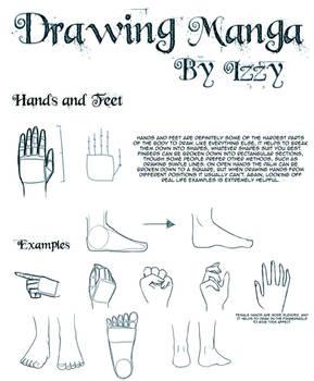 Tutorials - Hands+Feet