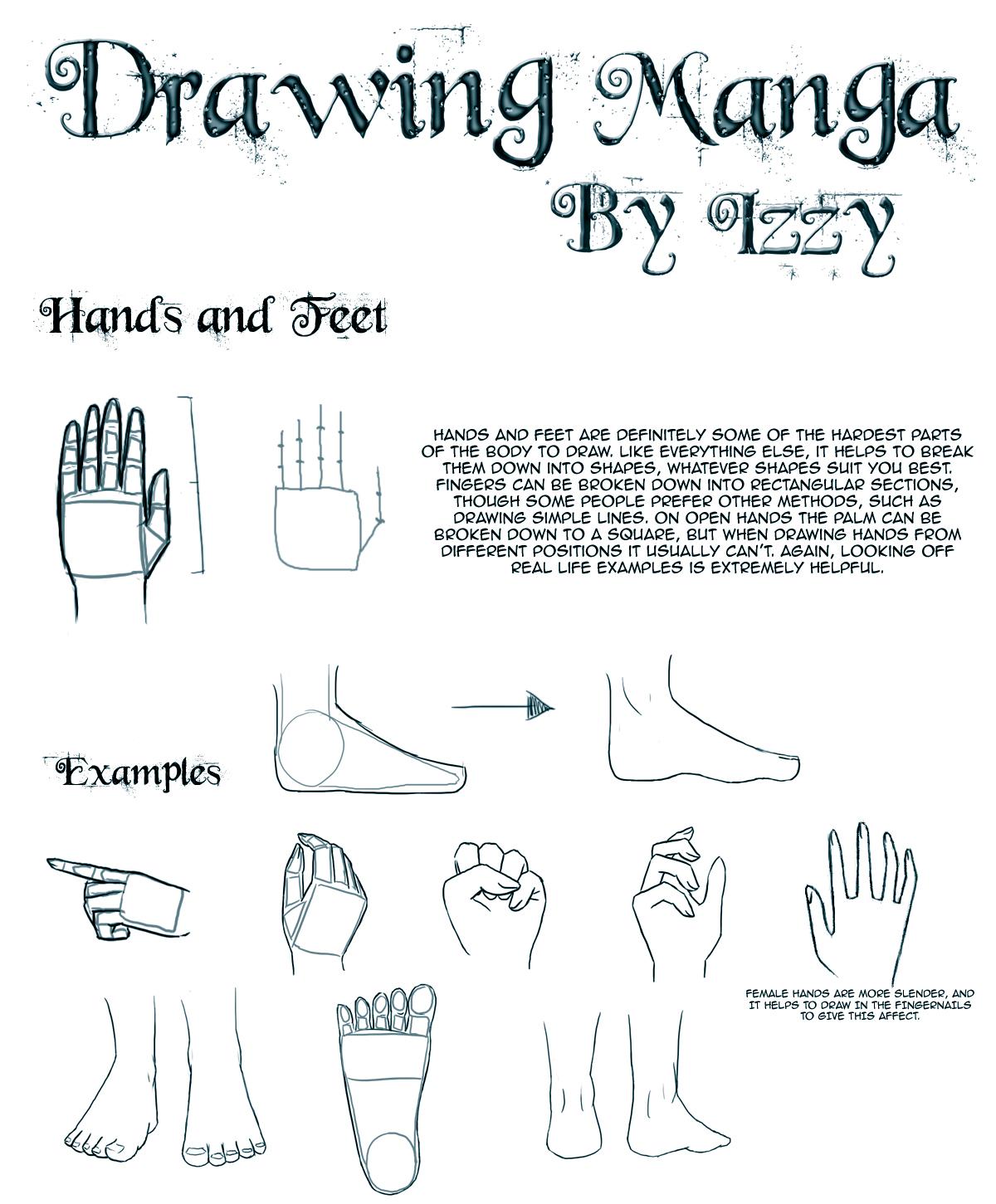 Tutorials  Hands+feet By Scythesugarstatic