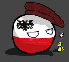 Free City of Lubeck Polandball / Countryball