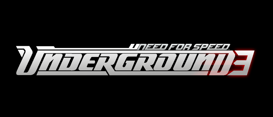 NFS Underground 3 Logo By GyroxOpex