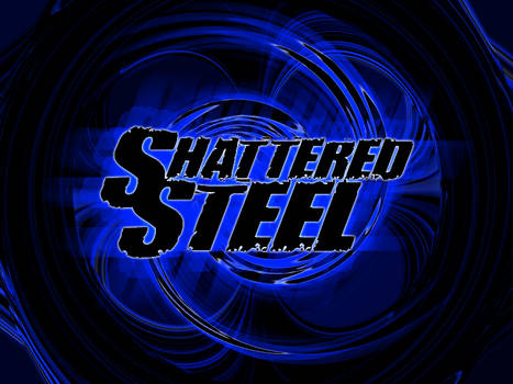 Shattered Steel logo