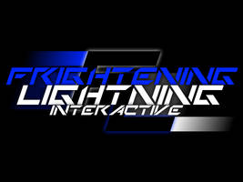 Frightening Lightning Interactive logo