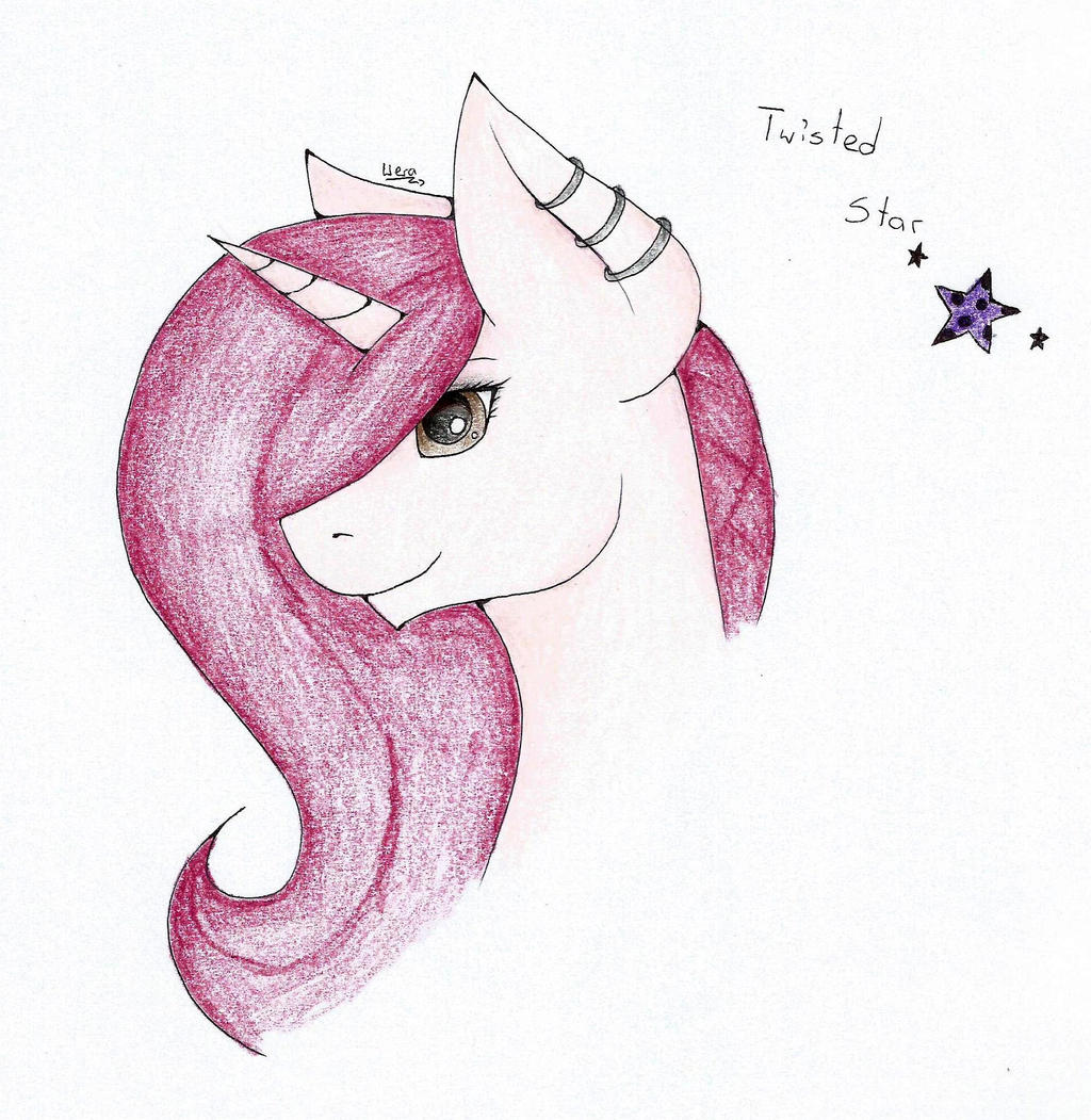 Twisted Star (contest prize) :3 by WeraHatake