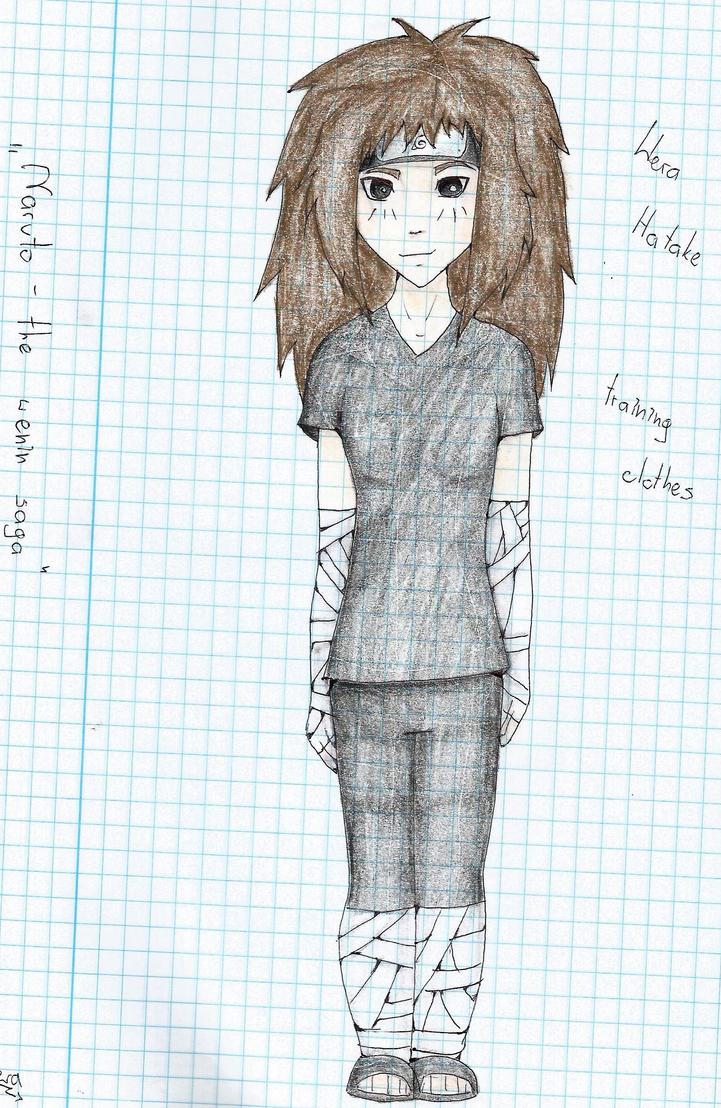 Wera Hatake training clothes :D by WeraHatake