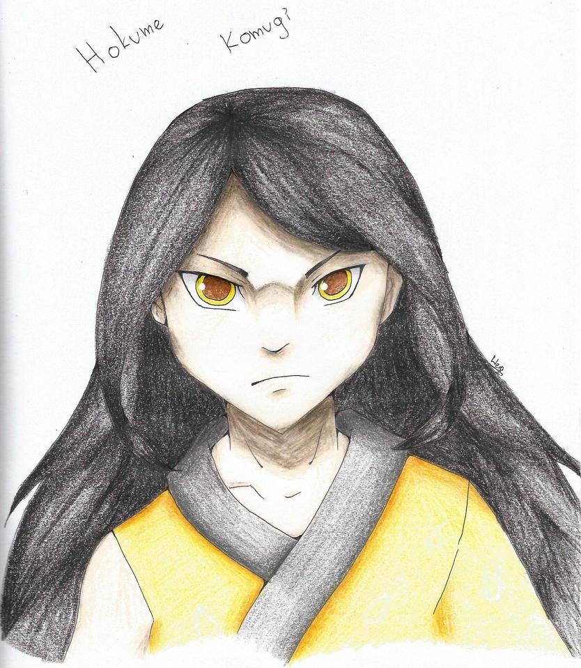 Hokume Komugi (contest prize) :D by WeraHatake