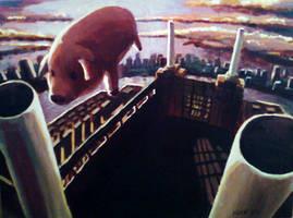 Pink Floyd Animals by soljwf98