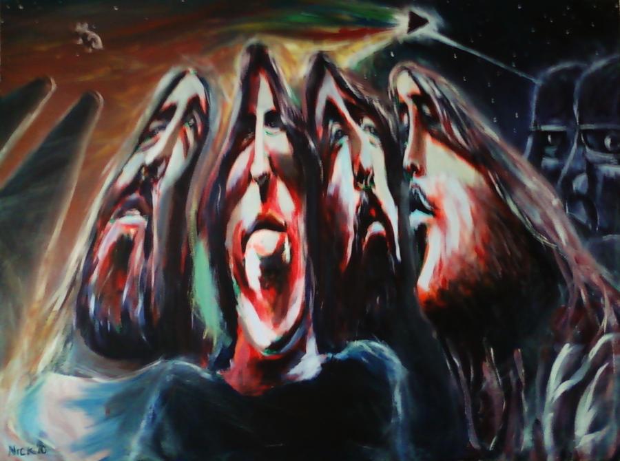Pink Floyd by soljwf98