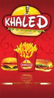 Khaled Restaurant Poster
