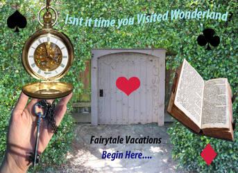 Wonderland Brochure