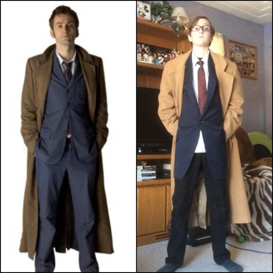 my 10th doctor cosplay by Ausmo1 ...  sc 1 st  DeviantArt & my 10th doctor cosplay by Ausmo1 on DeviantArt