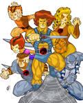 Thundercats HOOOOOOOO