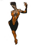 VIXEN ANIMATED by CHUBETO