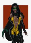 phantom lady by CHUBETO