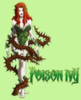 POISON IVY by CHUBETO